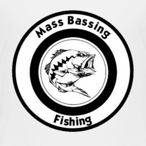 Mass Bassing Fishing - Toddler Premium T-Shirt