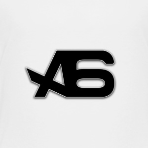 Official A6 Logo - Toddler Premium T-Shirt