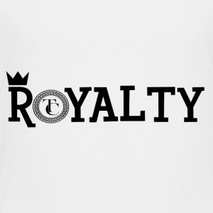 Royalty [BLACK] - Toddler Premium T-Shirt