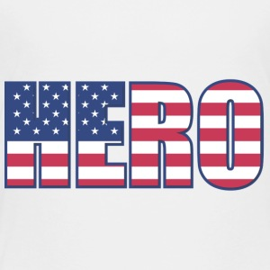 USA Hero Motive America - Toddler Premium T-Shirt