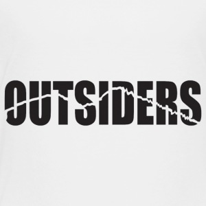 Outsiders 1 - Toddler Premium T-Shirt