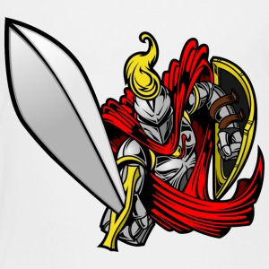 gladiator_fighting - Toddler Premium T-Shirt