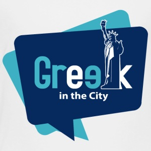 Greek in the City - Toddler Premium T-Shirt