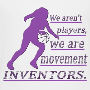 Wemen Movement Inventors - Toddler Premium T-Shirt
