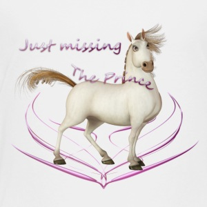 Missing the Prince - Toddler Premium T-Shirt