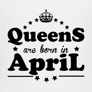 Queens Born - Toddler Premium T-Shirt