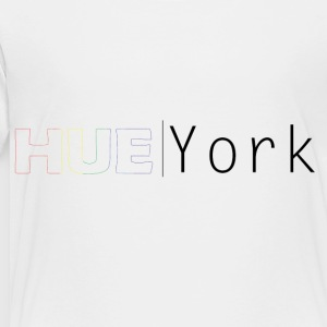 Hue York Design4 (UltraLite) - Toddler Premium T-Shirt
