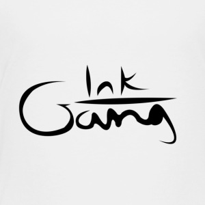 Ink Gang Autograph - Toddler Premium T-Shirt