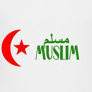 MUSLIM - Toddler Premium T-Shirt