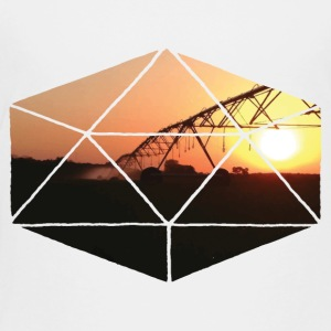 Pivot at Sunset Graphic - Toddler Premium T-Shirt