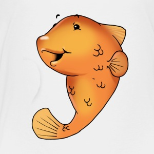 pisces fish goldfish koi - Toddler Premium T-Shirt