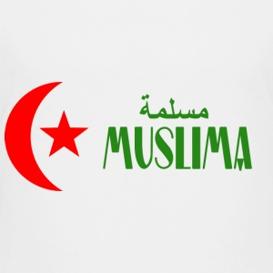 Muslima - Toddler Premium T-Shirt