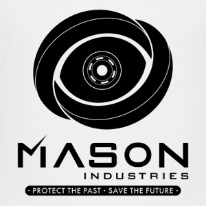 Timeless - Mason Industries: Protect & Save - Toddler Premium T-Shirt