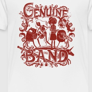 Genuine Band - Toddler Premium T-Shirt