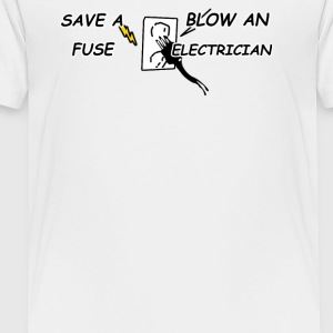 save a blow - Toddler Premium T-Shirt