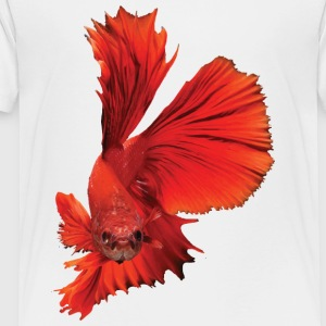 Siamese fighting fish - Toddler Premium T-Shirt
