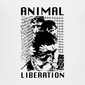 Animal Liberation - Toddler Premium T-Shirt