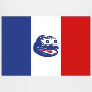 French Pepe the Frog - Toddler Premium T-Shirt