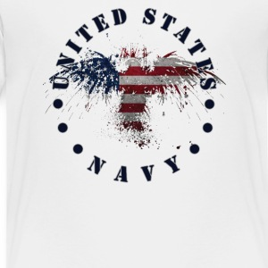 USA Navy - Toddler Premium T-Shirt