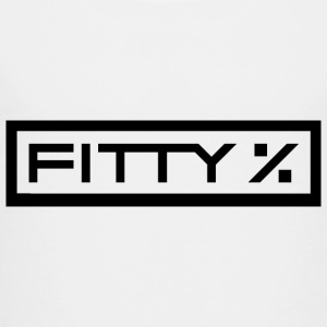 Fitty% (black) - Toddler Premium T-Shirt