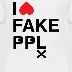 Fake - Toddler Premium T-Shirt