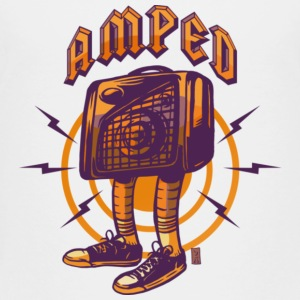 Amped - Toddler Premium T-Shirt