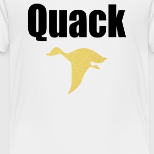 Quack Duck - Toddler Premium T-Shirt