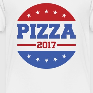 Pizza 2017 - Toddler Premium T-Shirt
