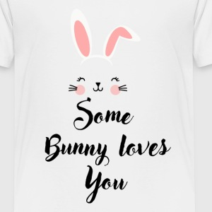 Happy Easter Tshirt - Toddler Premium T-Shirt