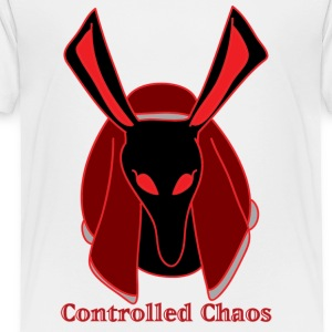 controlled chaos (set) - Toddler Premium T-Shirt
