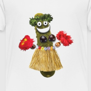 Hula Pickle - Toddler Premium T-Shirt