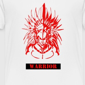 WARRIOR - Toddler Premium T-Shirt