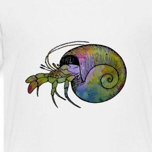 Hermit Crab - Toddler Premium T-Shirt