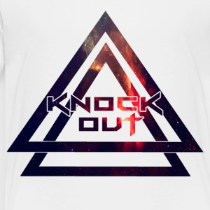 HIPSTER DESIGN KNOCK OUT - Toddler Premium T-Shirt
