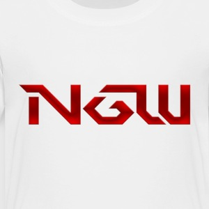 ngw without second text - Toddler Premium T-Shirt