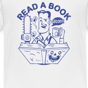Read a Book - Toddler Premium T-Shirt