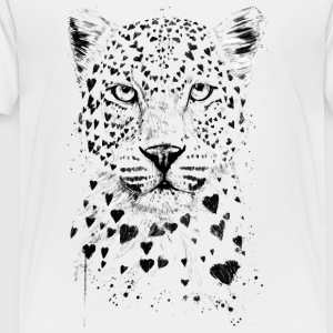 Lovely Leopard - Toddler Premium T-Shirt