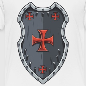cross_shield - Toddler Premium T-Shirt