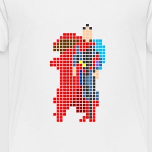 Man of will - Toddler Premium T-Shirt