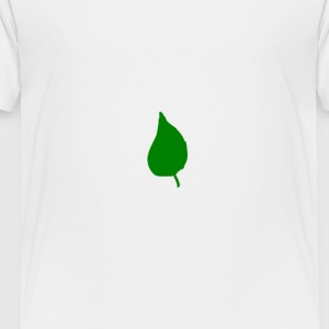 Simple leaf - Toddler Premium T-Shirt