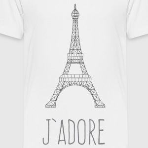 jadore - Toddler Premium T-Shirt