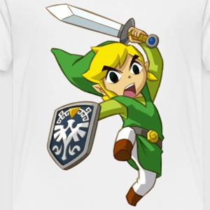 link shirt - Toddler Premium T-Shirt