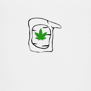 LEAF FACE - Toddler Premium T-Shirt
