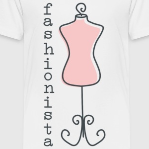 Fashionista - Toddler Premium T-Shirt