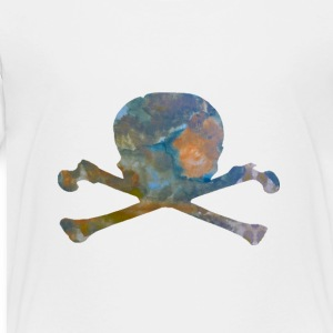 Skull And Bones - Toddler Premium T-Shirt