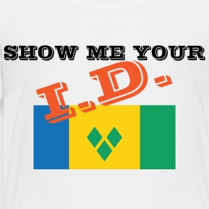 Show Me Your I.D. - Toddler Premium T-Shirt