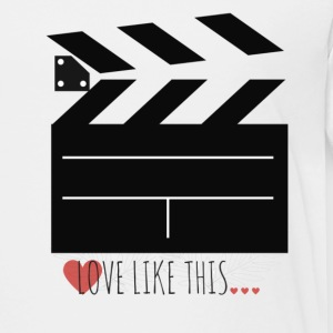 LOVE LIKE THIS - FILM - CINE - Toddler Premium T-Shirt