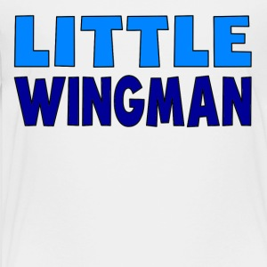 Little Wingman - Toddler Premium T-Shirt