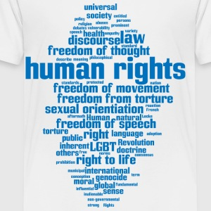 human rights - Toddler Premium T-Shirt