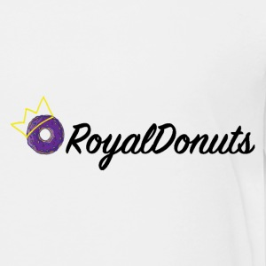 Small Royal Donut - Toddler Premium T-Shirt